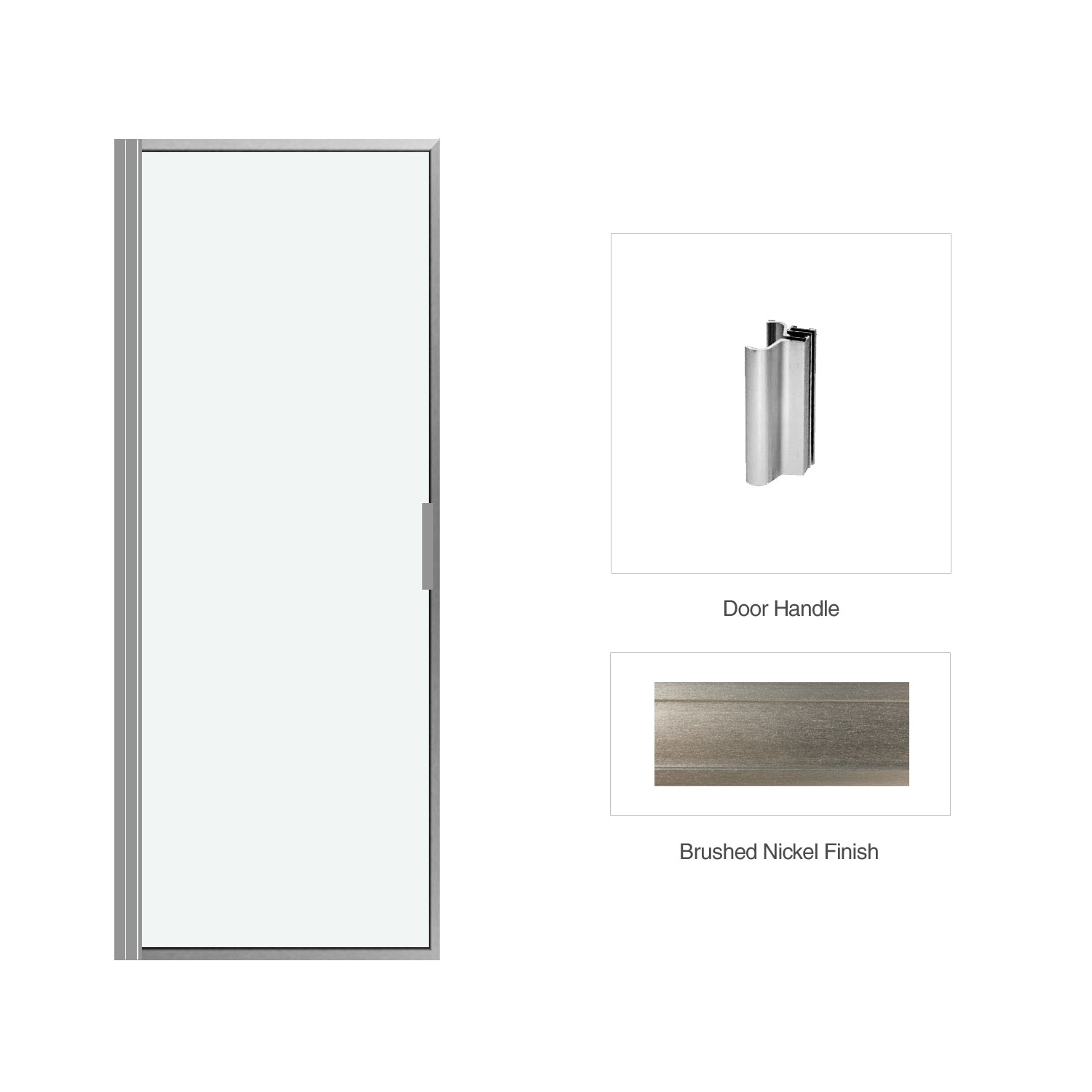 Updating your bathroom with custom glass shower doors for Glass and mirror
