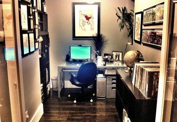 Or 5. Organize furniture