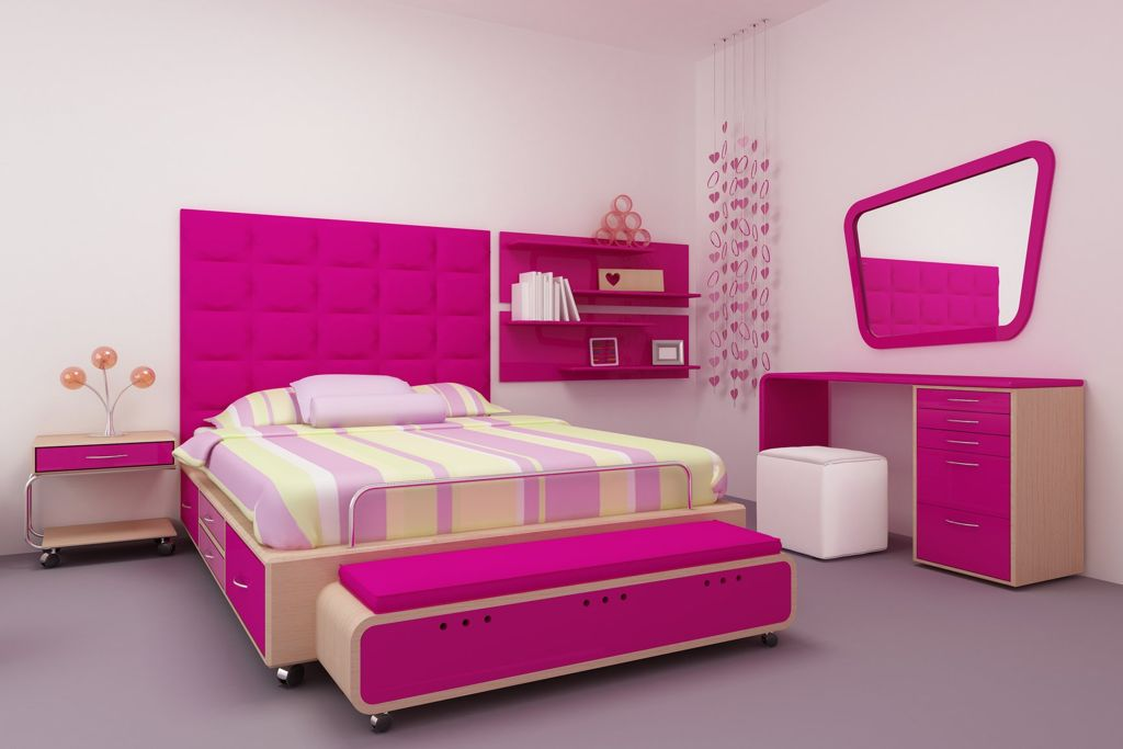 Decorating a Teen\'s Bedroom Exclusively