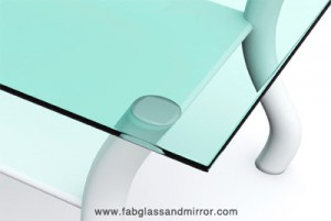 Cut Glass Table Top