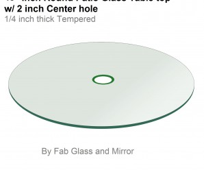 48 Replacement Glass For Patio Table
