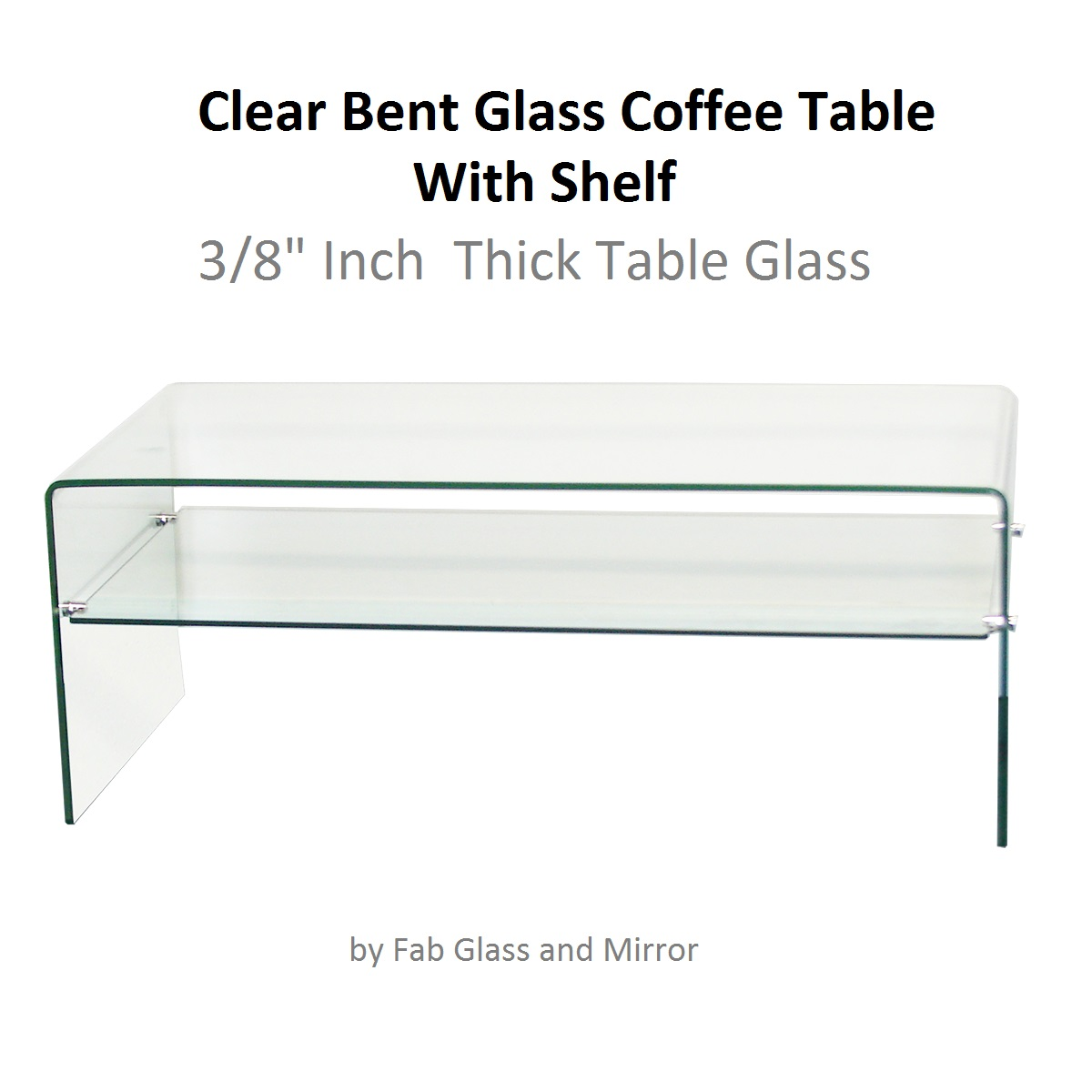 best bent glass coffee tables for elegant additions to interior