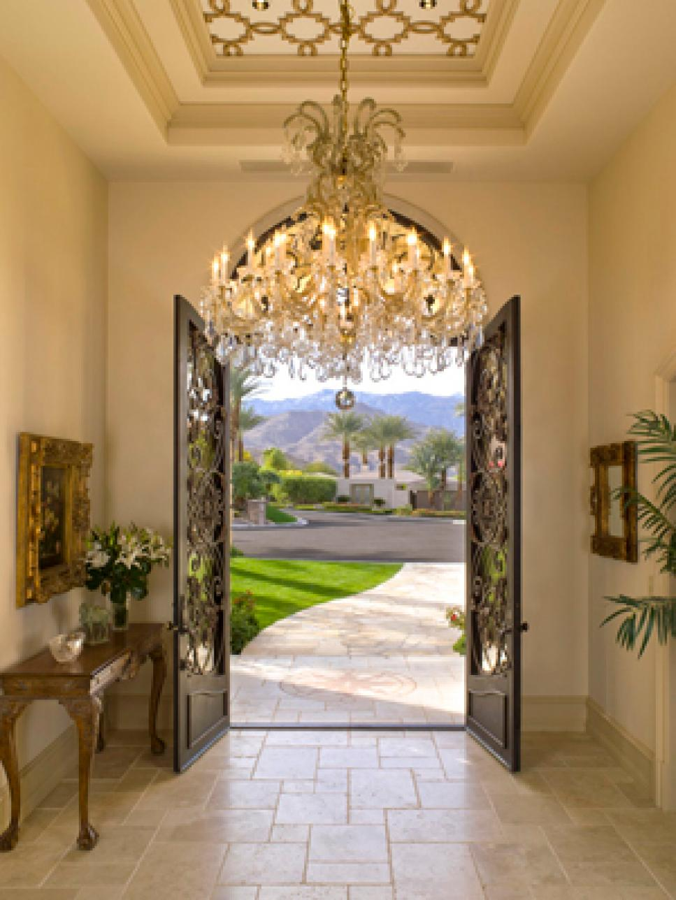 How To Create An Impressive Home Entrance Which Costs Nothin