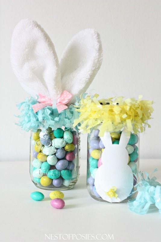 Make event memorable with easter home decor fab glass and 2 make over negle Images