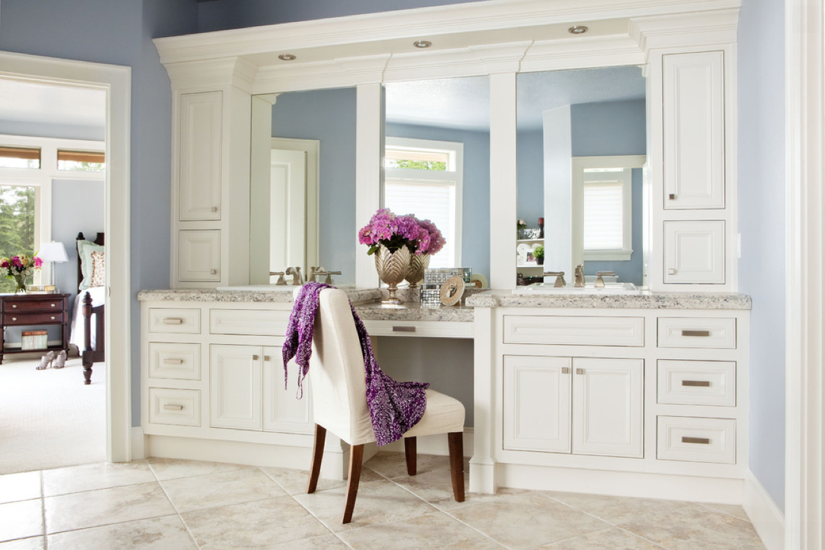 4 Simple Ways To Create Gorgeous Vanity Room - FAB Glass and