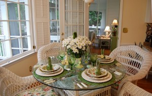 elegant-nice-design-of-the-clear-glass-easter-decorations-can-be-decor-with-white-chair-and-glasses-table-can-add-the-beauty-inside-the-modern-house-design-ideas