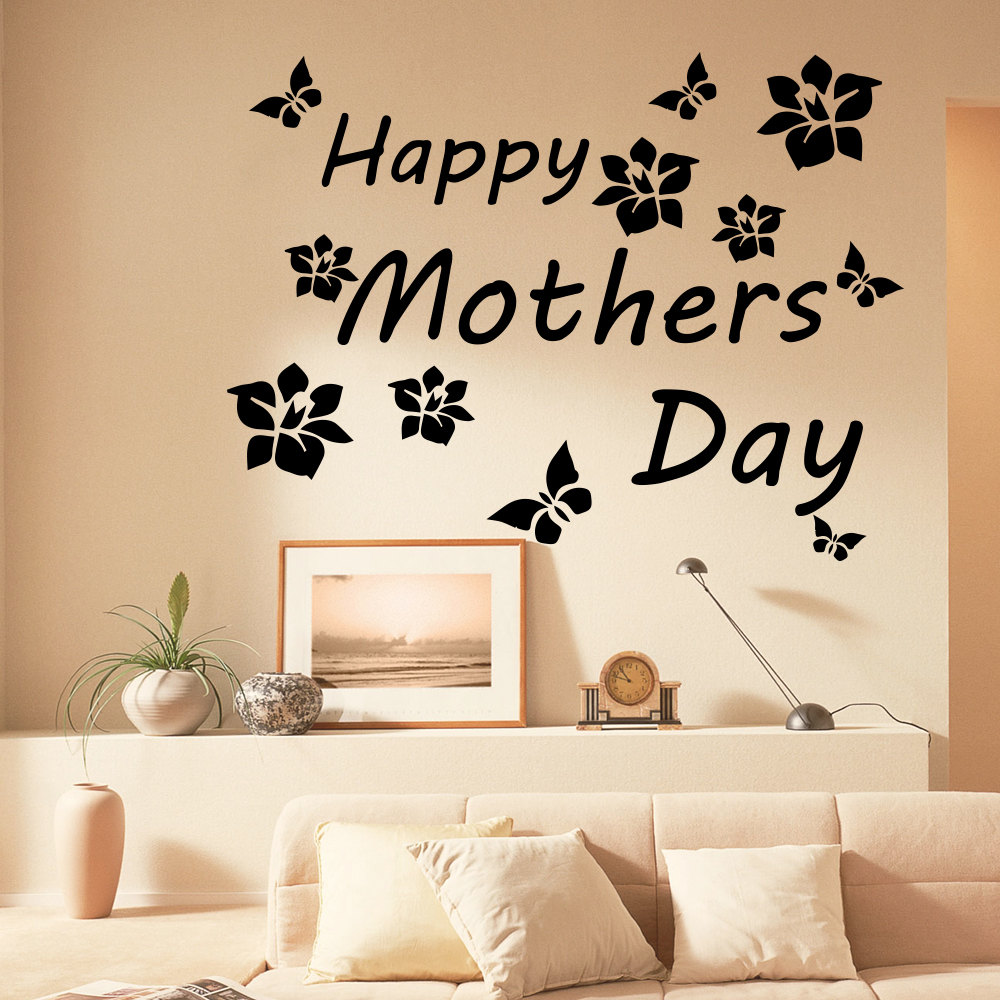 Here's Some Quick Tips For Mother's Day Home Decorati