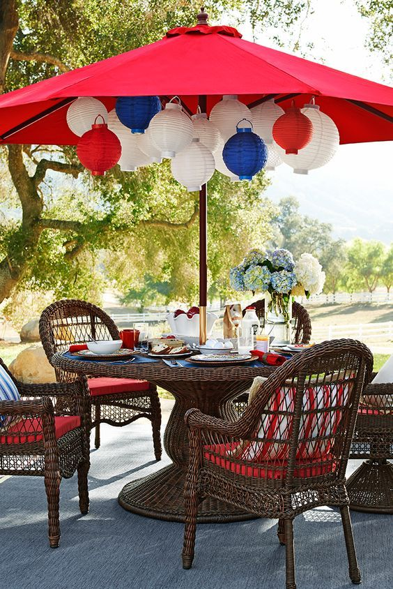 1. Quick patio setup for national holiday-(Indoor).. (1)