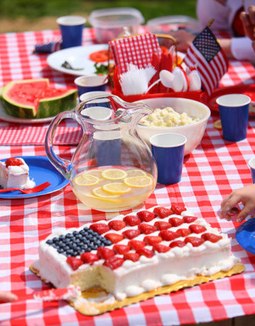 3. Attend community picnic..-(outdoor)
