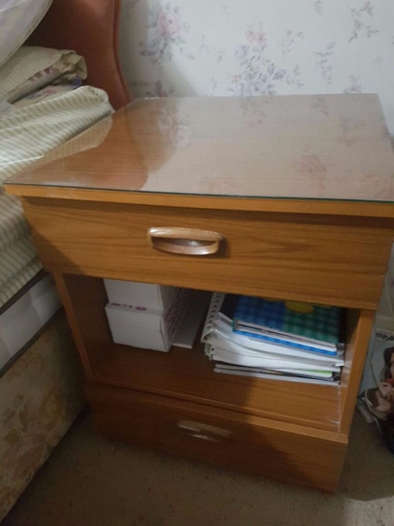 3. Take care of bedside tables