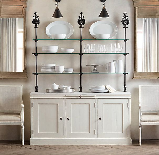 2. Add functionality to cabinets