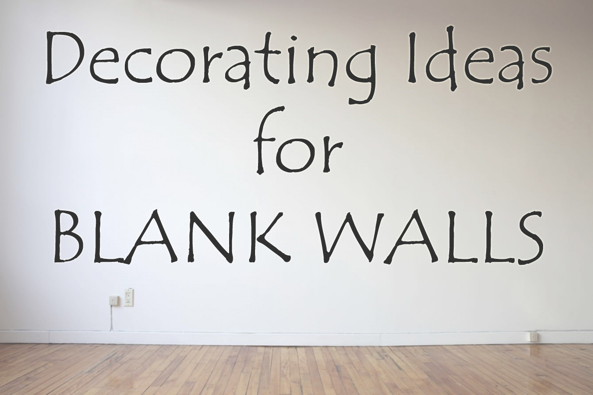 How to add life in dull looking walls by quick easy tricks - Large wall art ideas ...