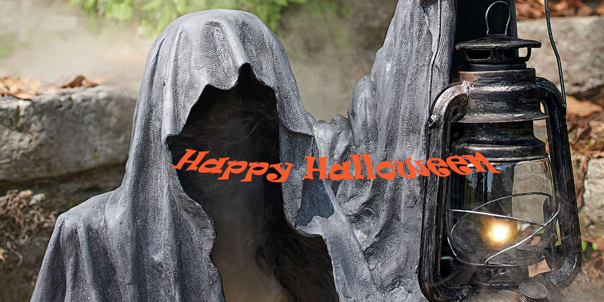 5 unique and spooky halloween home decor ideas for Unique outdoor halloween decorations