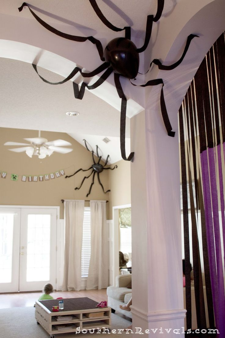 Halloween Home Decor 5 Unique and Spooky Design Ideas