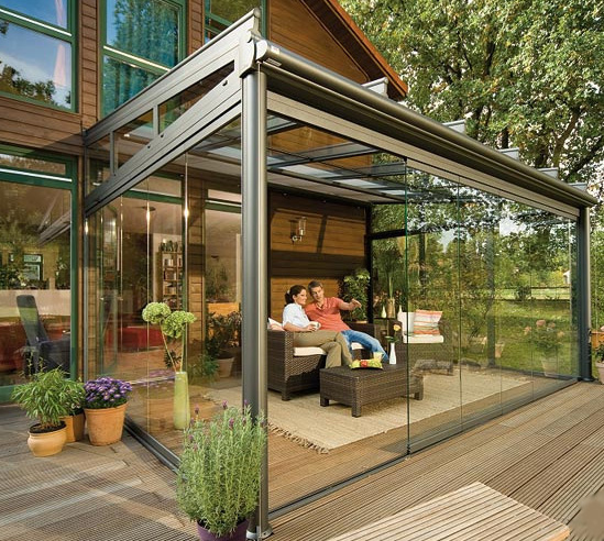 Gentil Weinor Glass Patio Glasoase 1