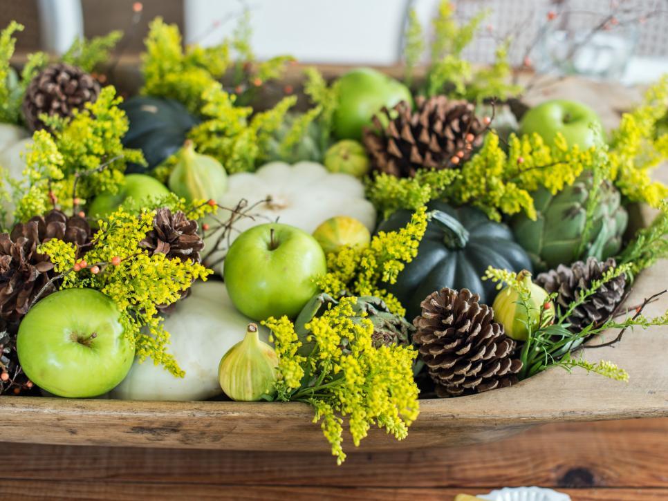 fall table theme