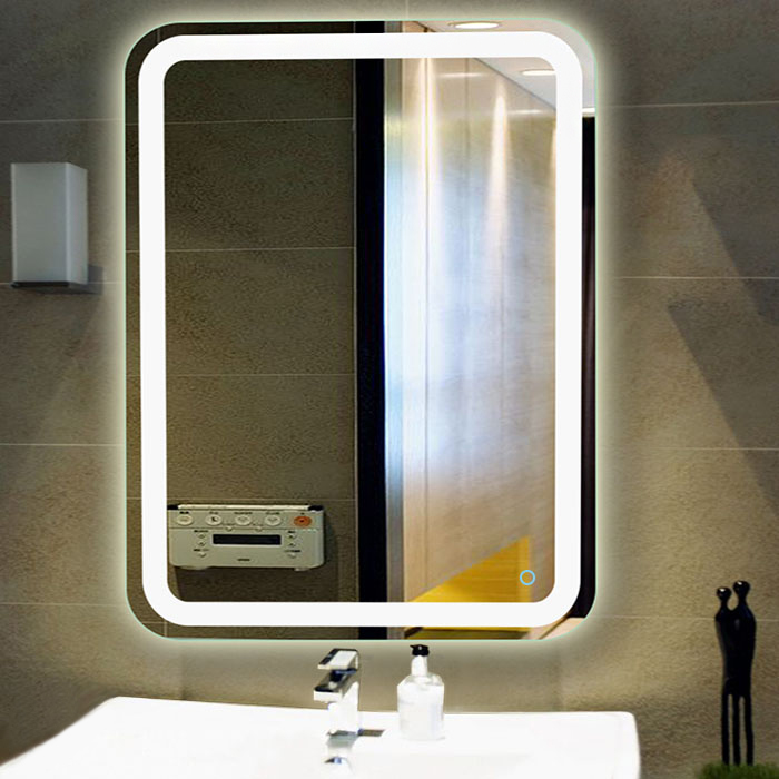 LED mirror an energy efficient product