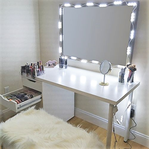 LED Mirror for vanity