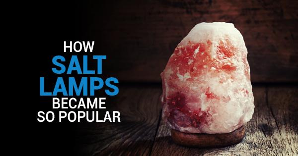 himalayan natural crystal salt lamp