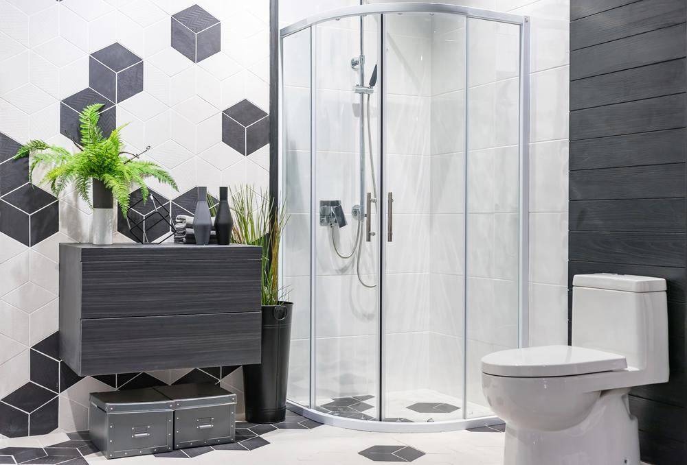 glass tub enclosure