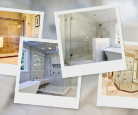 Fab Glass and Mirror Makes Best Shower Doors