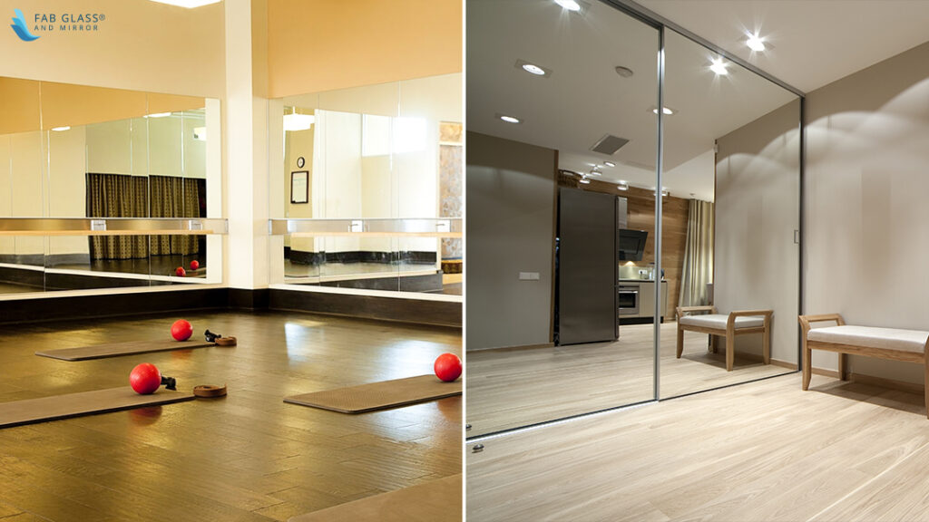 Gym Mirror Installation Guide For Your, Home Gym Mirror