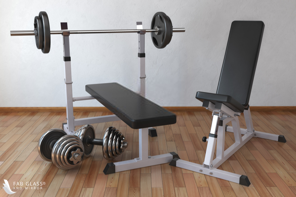 Build A Home Gym On Budget And How Much Will It Cost In 2020 Fab Glass And Mirror