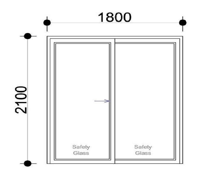 What Is Standard Sliding Glass Door, How Big Is A Standard Sliding Patio Door