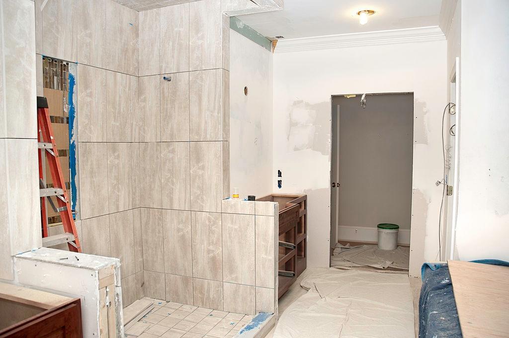 shower door project