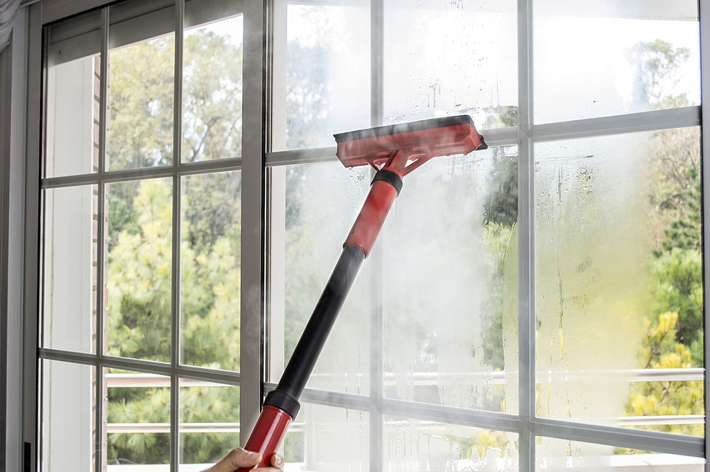 tech products to clean windows