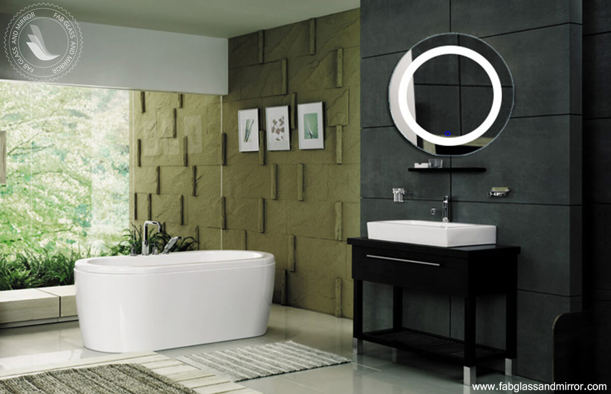 Bathroom Wall Mounted High Quality LED Mirror