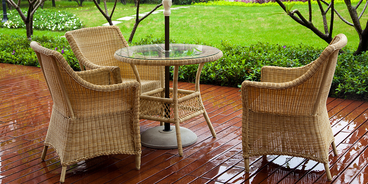 Patio Glass Table Top Colored, Round Patio Furniture Covers With Umbrella Hole